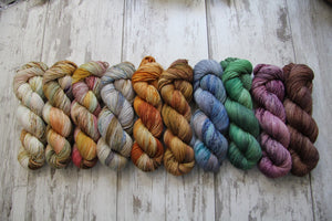 Dyed to Order • Entire Anne of Green Gables Collection • Full Skeins