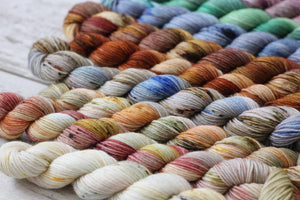 Dyed to Order • Entire Anne of Green Gables Collection Mini Skeins