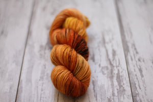 Dyed to Order • Pumpkin Juice • Harry Potter Collection