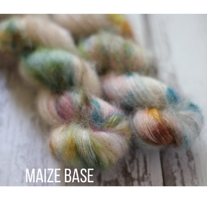 Meet Me on the Hill • Maize Base • Ready to Ship
