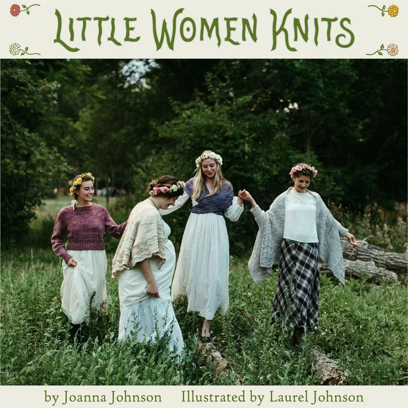 Little Women Knits Book