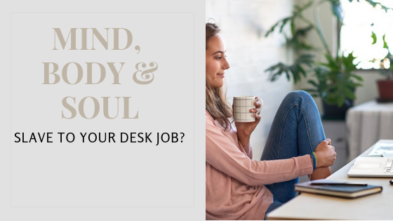 HOW TO NOT BE A SLAVE TO YOUR DESK JOB!