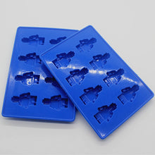 Load image into Gallery viewer, Mini Robot Chocolate Mould DIY/ Silicone Soap Mould/ Jelly Pudding Chocolate Mould