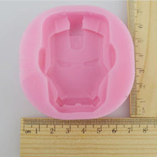 Load image into Gallery viewer, Cartoon Princess Prince Handmade Chocolate Silicone Mold Cake Decoration Tool Jelly Pudding Mold