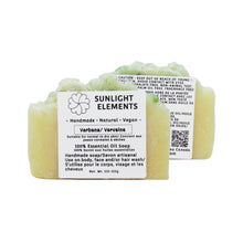 Load image into Gallery viewer, Sterilization/Anti-Bacterial Essential Oil Bar Soap- Spirited Verbena