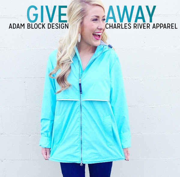ABD Style: A Giveaway with Charles River Apparel
