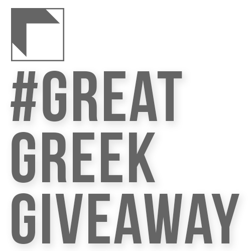 Adam Block Design Great Greek Giveaway