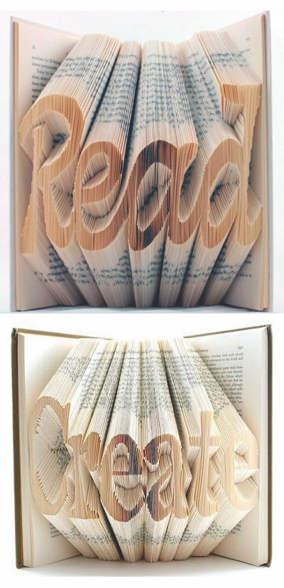 read create book of art
