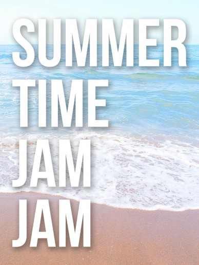 Greek Life Summer Time Jam Jam