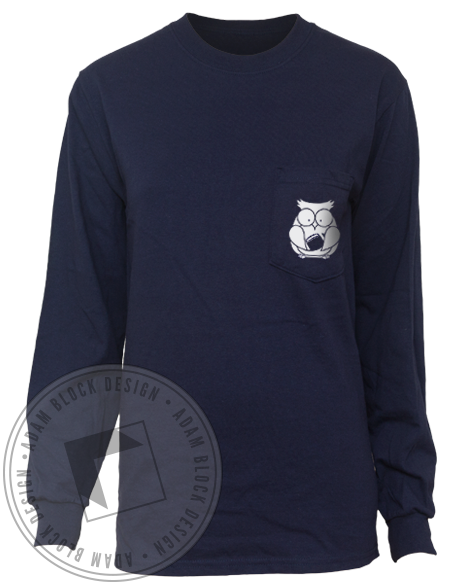 Chi Omega 106 Homecoming Long Sleeve-gallery-Adam Block Design