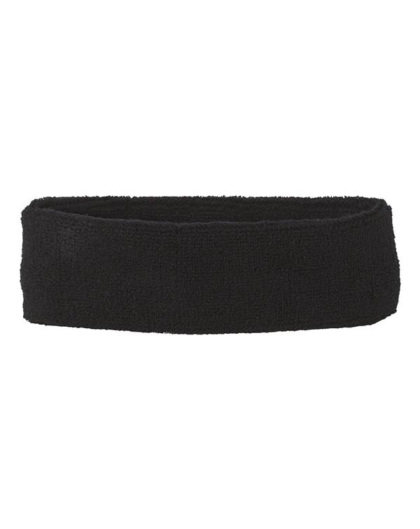 Terry Cloth Headband-blank-Adam Block Design