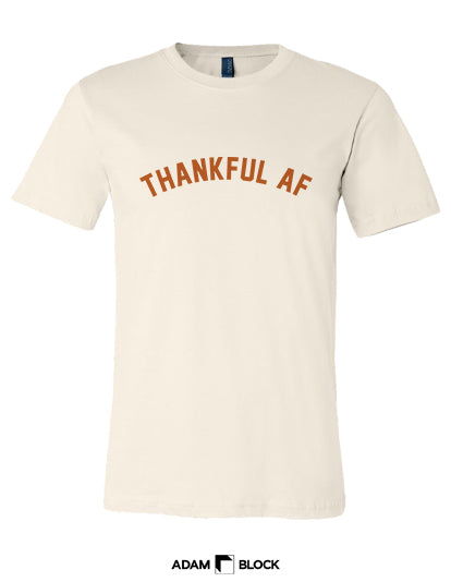 Thanksgiving AF-Adam Block Design