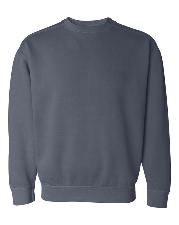 Comfort Colors Garment-Dyed Sweatshirt-blank-Adam Block Design