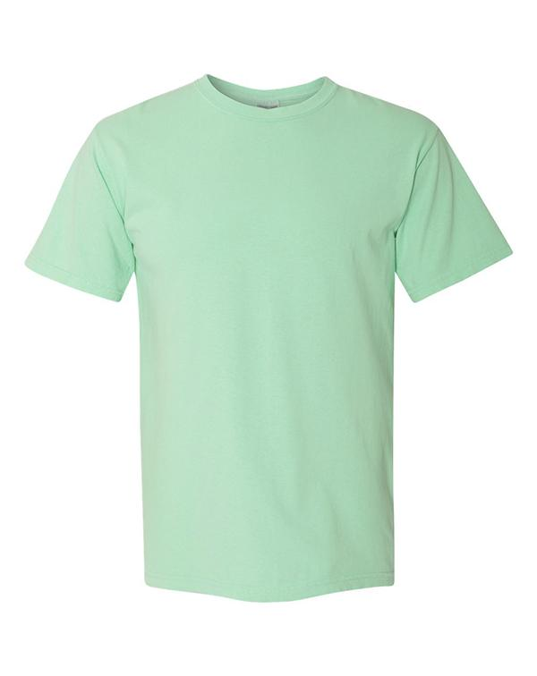 Comfort Colors Garment-Dyed T-Shirt-blank-Adam Block Design