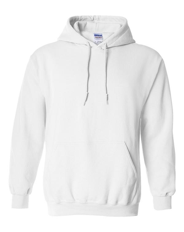 Gildan Heavy Blend Hooded Sweatshirt-blank-Adam Block Design