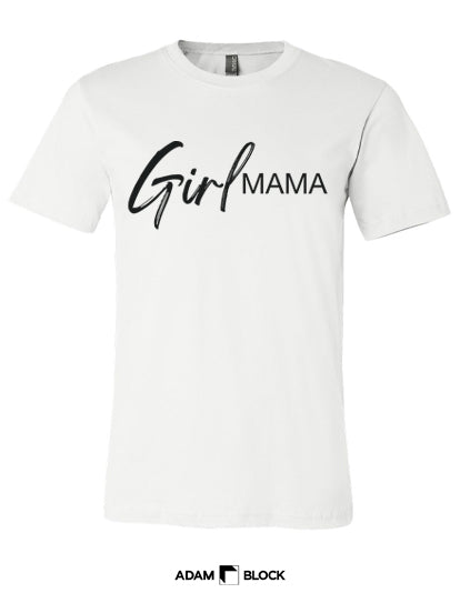 Girl Mama-Adam Block Design