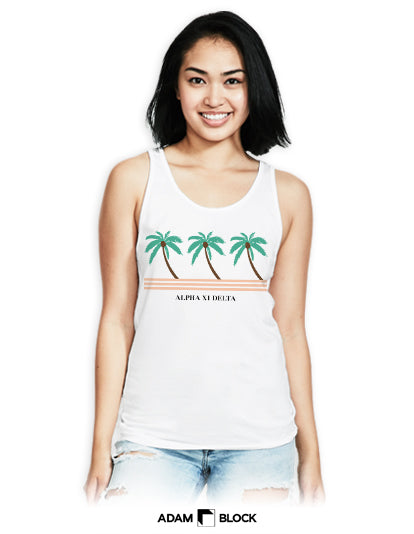 Palm Tree Tank-Adam Block Design