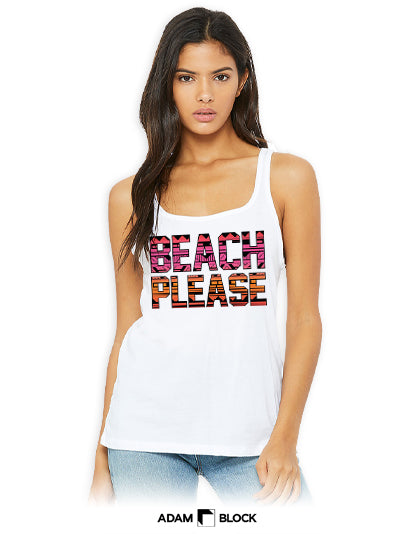 Beach Please-Adam Block Design