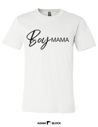 Boy Mama-Adam Block Design