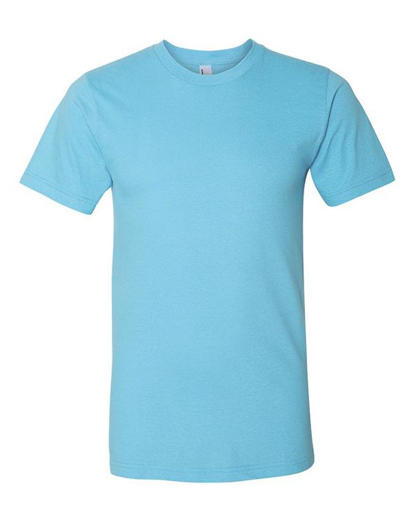 American Apparel Fine Jersey T-Shirt-blank-Adam Block Design