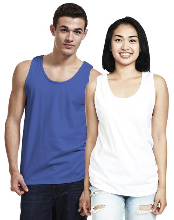 Gildan Ultra Cotton Tank Top-blank-Adam Block Design