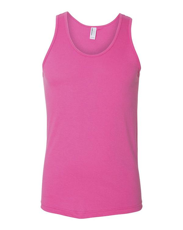 American Apparel Fine Jersey Tank Top-Adam Block Design