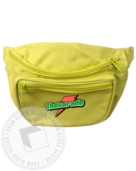 Kappa Alpha Theta Thetarade Fanny Pack-Adam Block Design