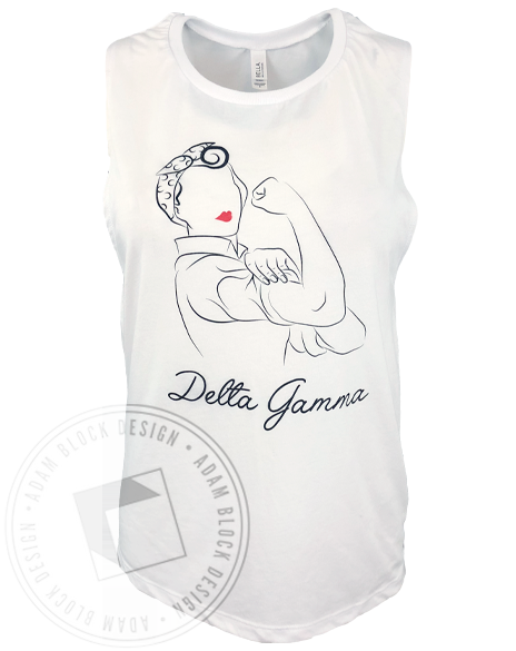 Delta Gamma Strong Women-Adam Block Design