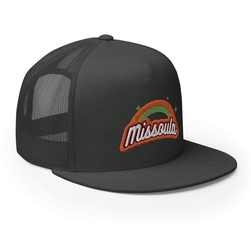 Retro Missoula Trucker Cap