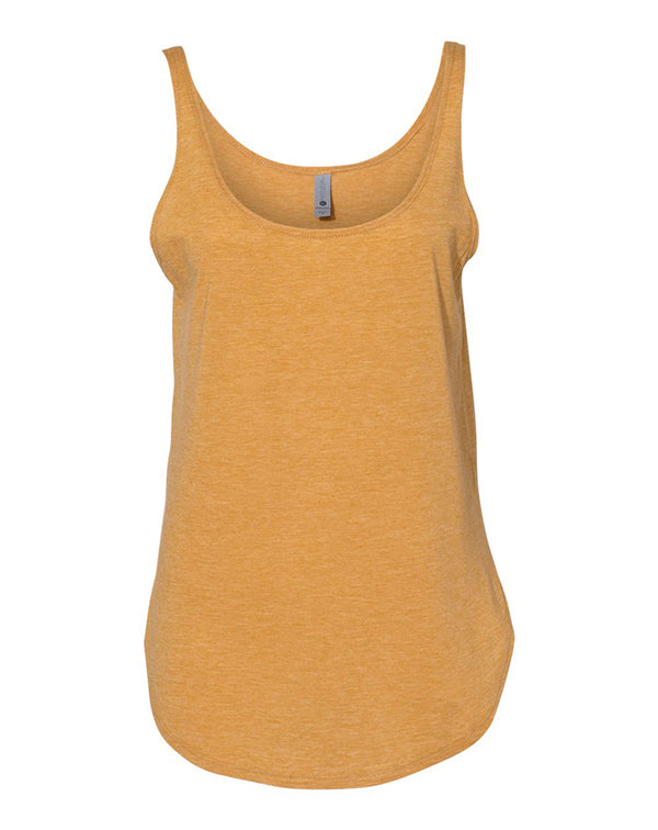 Next Level Women's Festival Tank-Adam Block Design