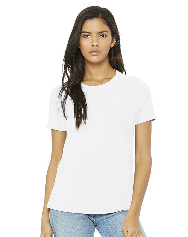 Bella Women's Relaxed Tee-Adam Block Design