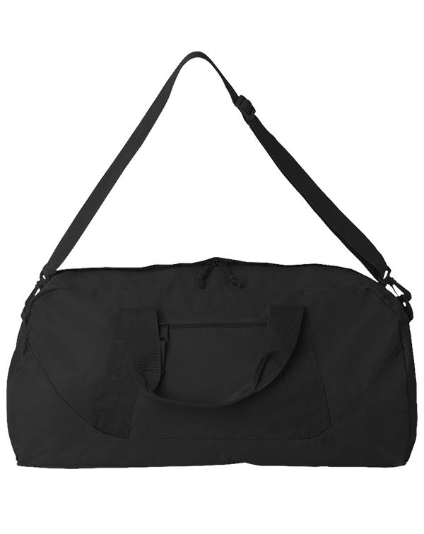 Liberty Bags Large Duffel Bag-blank-Adam Block Design