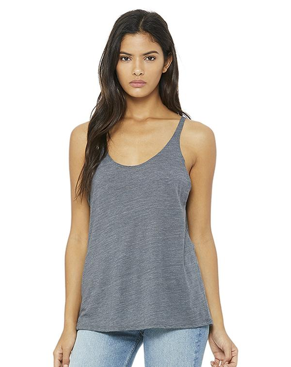 Bella Women's Slouchy Tank-Adam Block Design