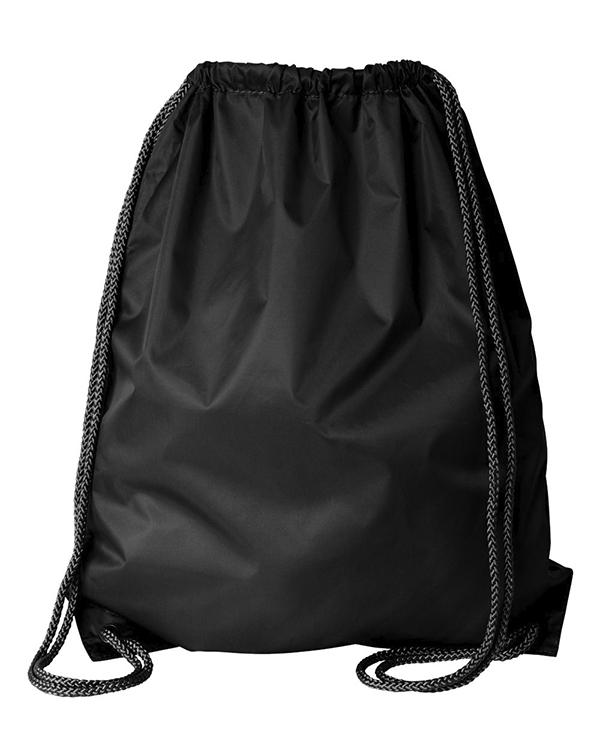 Liberty Bags Large Drawstring Pack-blank-Adam Block Design