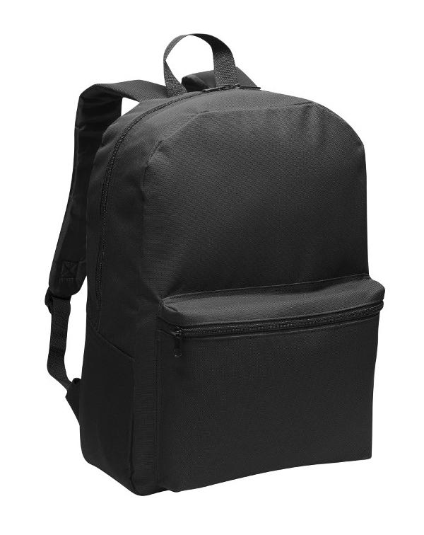 Port Authority Value Backpack-blank-Adam Block Design