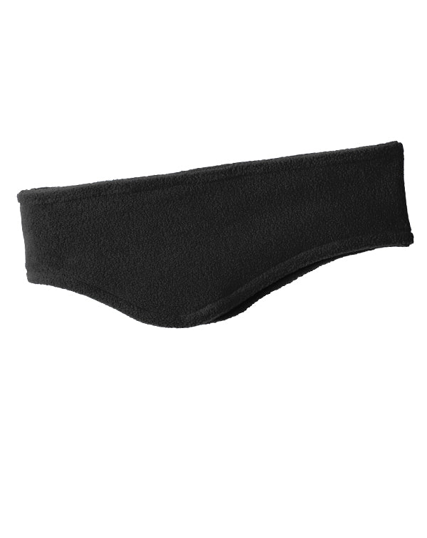 Port Authority R-Tek Stretch Fleece Headband-blank-Adam Block Design