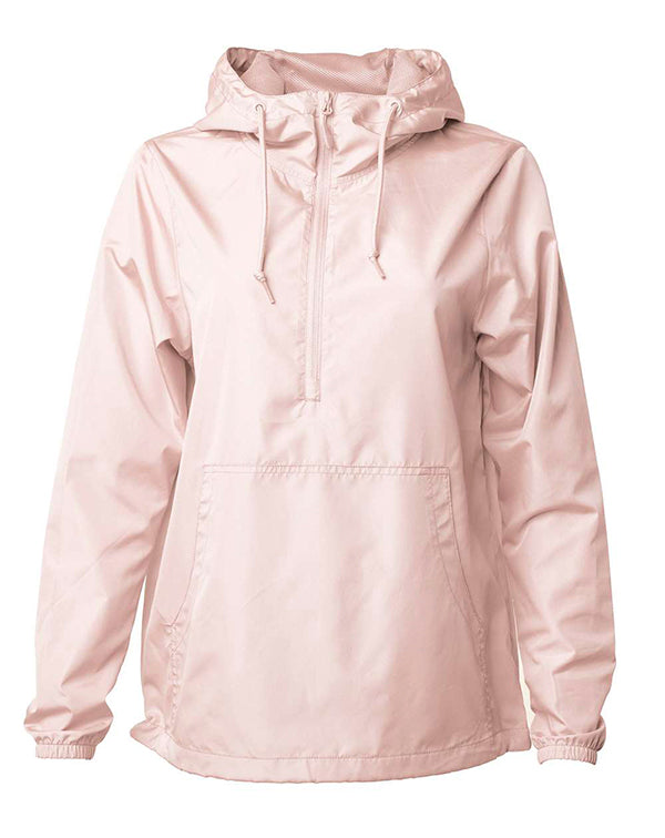 ITC Lightweight Windbreaker Pullover Jacket-blank-Adam Block Design
