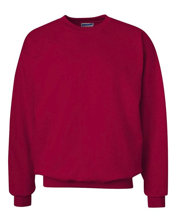 Hanes Ultimate Cotton® Crewneck Sweatshirt-blank-Adam Block Design