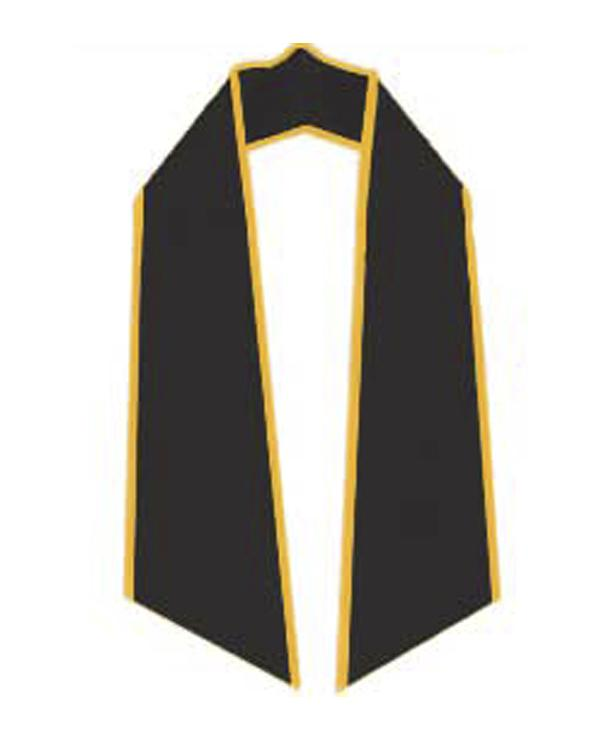 Graduation Stole-blank-Adam Block Design