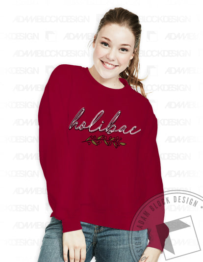 Holibae Sweatshirt-Adam Block Design