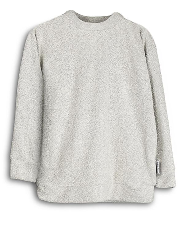 Woolly Threads™ Original Sweatshirt-blank-Adam Block Design