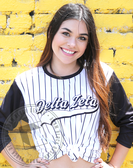All-Over Print Baseball Tee-gallery-Adam Block Design
