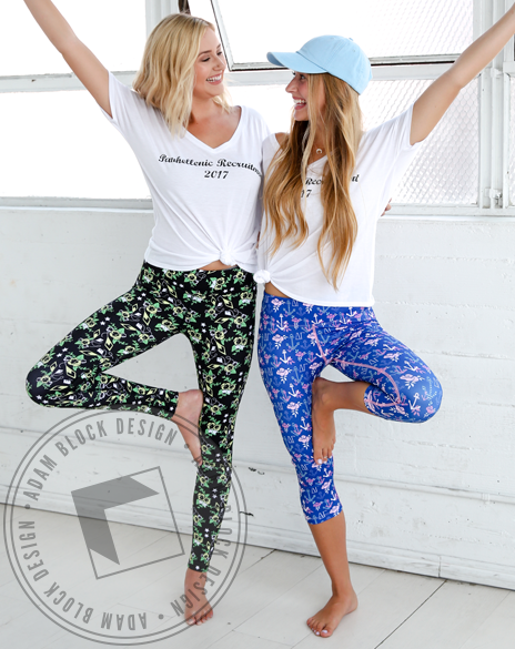 All Over Print Leggings-gallery-Adam Block Design