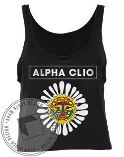 Alpha Clio Daisy Tank-Adam Block Design