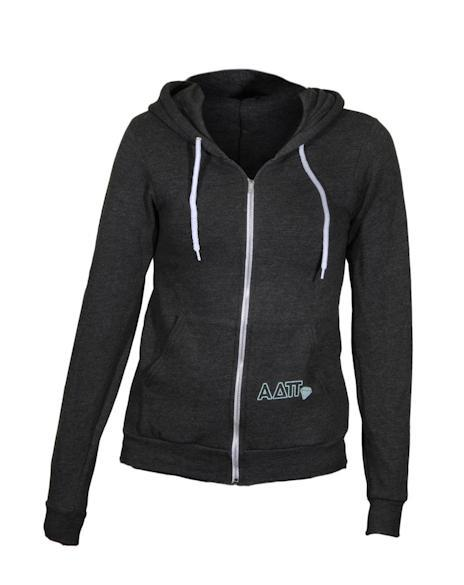 Alpha Delta Pi Love Hoody-gallery-Adam Block Design
