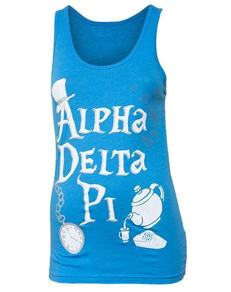 Alpha Delta Pi Wonderland Tank-gallery-Adam Block Design