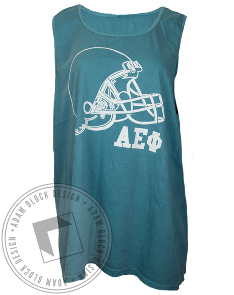 Alpha Epsilon Phi Drafting the Phinest Tank Top-gallery-Adam Block Design