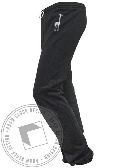 Alpha Epsilon Phi Giraffe Sweatpants-Adam Block Design