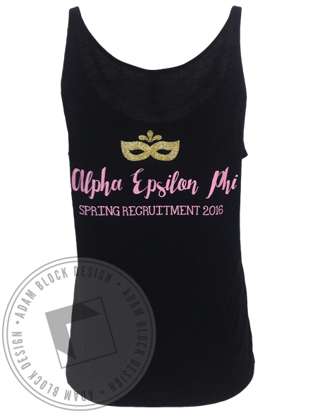 Alpha Epsilon Phi Unmask The Possibilities-Adam Block Design