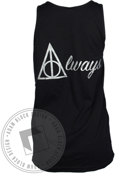 Alpha Omega Epsilon After All This Time Tank Top-gallery-Adam Block Design